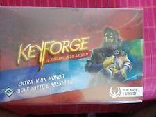 Keyforge L'era Degli Arconti Box Nuovo Ovp sigillato