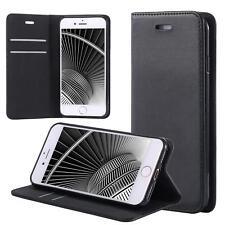 Custodia per Apple iPhone 7 / 8 Cover Case Portafoglio Wallet Etui Nero