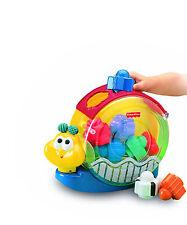 Mattel 71922 Fisher Babys Musikschnecke
