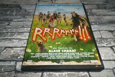 DVD -   RRRrrrr /  alain chabat  les robins des bois / DVD