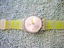 Swatch LK 315 Green Darling Ladies Watch.   Free Watch Included!!