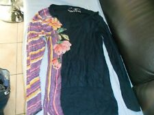 pull desigual taille l