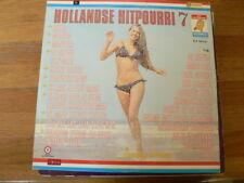 LP RECORD VINYL PIN-UP GIRL HOLLANDSE HITPOURRI NO 7  DURECO ELF 55.11.G