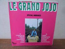 """LP 12"""" LE GRAND JOJO - Spécial ambiance 2 - EX/EX - VOGUE - CPRVB. 048 - BELGIUM"""