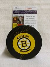 Cam Neely Signed Boston Bruins NHL Vintage Hockey Puck JSA N49441