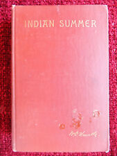 Indian Summer by William D. Howells (©1885, 16th Edition, Hardcover, Novel)