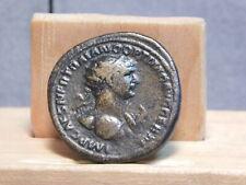 Trajan Brass As Roman Imperial 98 - 117 A.D.