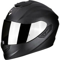 CASQUE MOTO SCORPION EXO-1400 AIR CARBON Noir mat M