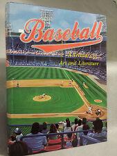 Baseball  A Treasury of Art and Literature