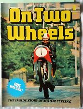 ON TWO WHEELS MOTORCYCLE MAGAZINE - ISSUE #2 1976. COMPLETE excellent condition