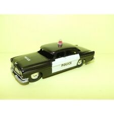 AMERICAINE POLICE TYPE DINKY TOYS Chassis non d'origine 1:43 sans boite
