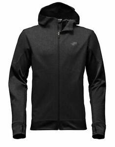 "North Face ""Kilowatt"" Hooded Full-Zip Jacket Coat, NWT - Mens XL -WindWall, Grey"