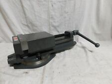 DAYTON 3W765 Cast-Iron Milling Vise, 6 In
