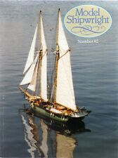 Model Shipwright No 92  (Conway 1995 1st) with Modellers Draught plan