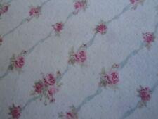 Rachel Ashwell Simply Shabby Chic™ Rose Parlor Trellis Rose King Sheet Set~HTF!