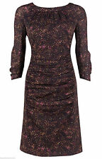 Wiggle, Pencil Synthetic Spotted Dresses for Women