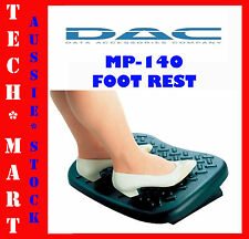 DAC GENUINE◉Ultimate FootRest Foot Rest MP-140◉Ergonomic Design◉Self Adjust◉DESK