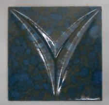 Vintage Gladding McBean Modern Tile Hermosa Contour Mottled (1)