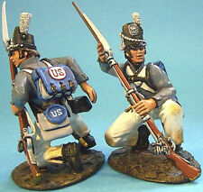 John Jenkins Battle Of Chippewa 1814 Usch04 Scotts Brigade Kneeling Loading Mib