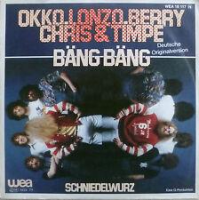 "7"" 1979 CV! OKKO Lonzo Berry Chris & psychological: bingo Bingo"
