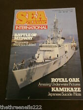 SEA CLASSIC INT - BATTLE OF THE MIDWAY - APRIL 1988