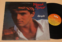 MIGUEL BOSE':LP-SINGOLO-1°PRESS ITALY 1981