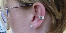 Simply Pretty Sterling Silver Solid Ear Cuff