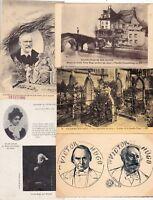 VICTOR HUGO WRITER 186  Vintage Postcards pre-1940