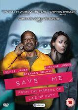 SAVE ME 1 (2018): Crime Thriller TV Drama Season Series -  DVD NEW UK