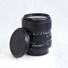 Canon FD 35-70mm f3.5-4.5 Zoom Macro Lens*EXCELLENT CONDITION*|UK CAMERA DEALER