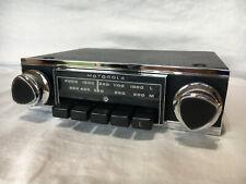Concours Motorola Model 114 Classic Vintage Car Radio (listing 1)