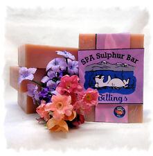 Casaba Mist _ Billings _ SPA Sulphur Soaps Made in Montana_Handmade