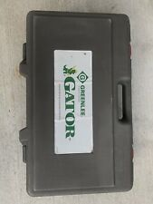 """Greenlee """"Gator"""" Es750 Cable Cutter (Complete)"""