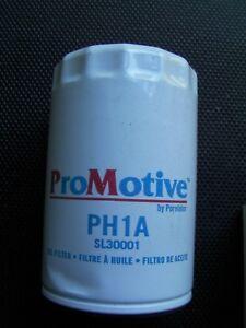 Engine Oil Filter Promotive PH1A, Fits PH3381 PZ-1 M1 V01 51515 PH8A