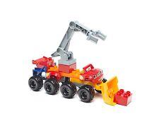Mega Bloks Blaze Monster Machine Mashup Free Shipping