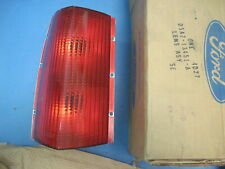 New old stock 1975-78 Ford LTD tail light lens left side (except Station wagon)