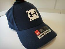 Under Armour Mens Armourvent Classic Fit Golf Hat Upf 30 Color Blue Size M/L