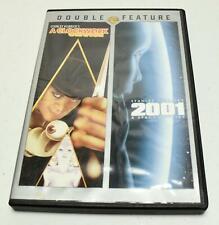 2001: A Space Odyssey & Clockwork Orange Dvd 2-Pack (Dvd, 2-Disc Set)