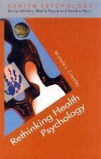 Rethinking Health Psychology (Paperback or Softback)