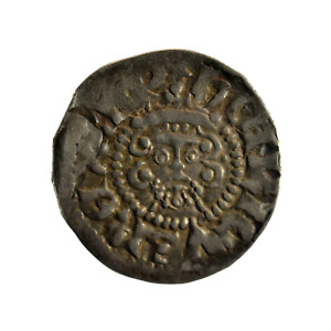 Henry III Voided Long Cross Penny - Class 3bc - London Mint (HHC5747)