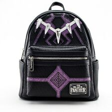Brand New Marvel X Loungefly Black Panther Mini Backpack