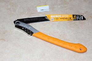 Silky Big Boy 360mm Folding Saw Yellow Handles Large Teeth 356-36 USA
