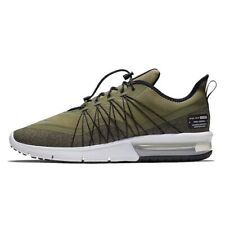 Nike Air Max Sequent 4 Utility Olive Uk Size 12 Eur 47.5 AV3236-201