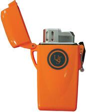 "UST Floating Lighter Orange 20-W10-08 Measures 2 1/2"" x 1 1/2"" overall. Unique f"
