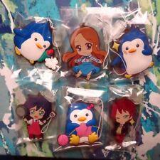Mawaru Penguindrum Rubber Strap Takakura Himari Kanba Shouma 1-gou 2-gou 3-gou
