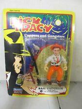 1990 Playmates Dick Tracy Sam Catchem