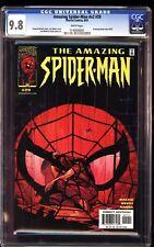 Amazing Spider-Man V2 29 CGC 9.8 Scott Hanna Cover #470