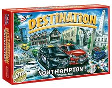 Destination Southampton Board Game 10th Anniversary Family Kids Fun Xmas Gift