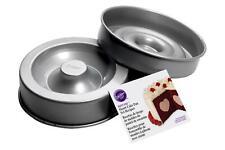 Wilton Tasty-Fill Cake Tin Set- Heart - Set of 2