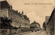 CPA Maine-et Loire - Cholet, Asile Saint-Louis, Rue Tournerie (253878)